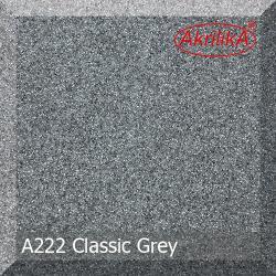 Искусственный камень Akrilika Stone 12мм A222 Classic Grey