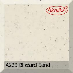 Искусственный камень Akrilika Stone 12мм A229 Blizzard Sand