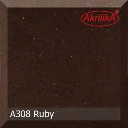 Искусственный камень Akrilika Stone 12мм A308 Ruby