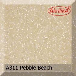 Искусственный камень Akrilika Stone 12мм A311 Pebble Beach