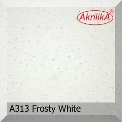 Искусственный камень Akrilika Stone 12мм A313 Frosty White