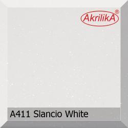 Искусственный камень Akrilika Stone 12мм A411 Slancio White