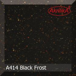 Искусственный камень Akrilika Stone 12мм A414 Black Frost