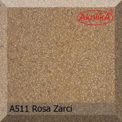 Искусственный камень Akrilika Stone 12мм A511 Rosa Zarci