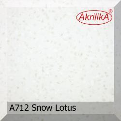 Искусственный камень Akrilika Stone 12мм A712 Snou Lotus