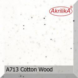Искусственный камень Akrilika Stone 12мм A713 Cotton Wood
