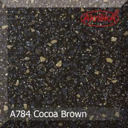 Искусственный камень Akrilika Stone 12мм A784 Cocoa Brown