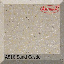 Искусственный камень Akrilika Stone 12мм A816 Sand Castle
