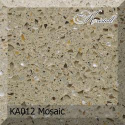 Искусственный камень Akrilika Kristall KA012 Mosaic