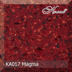 Искусственный камень Akrilika Kristall KA017 Magma