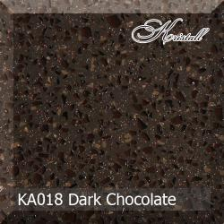 Искусственный камень Akrilika Kristall KА018 Dark Chocolate