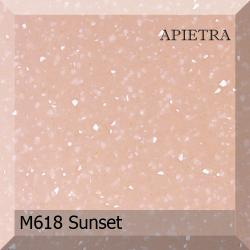 Искусственный камень Akrilika Apietra M618 Sunset